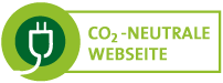 Logo CO2-neutrale Webseite