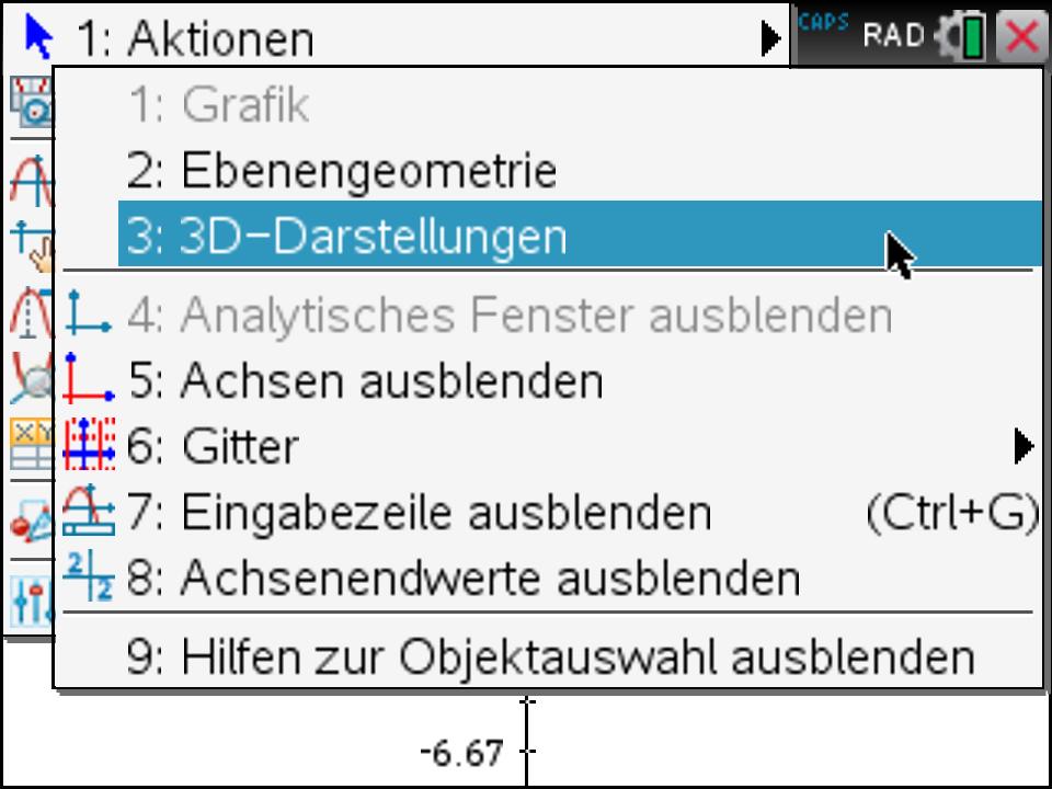 geradendarstellung in parameterform